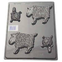 Home Style Chocolates Sheep Chocolate Mould