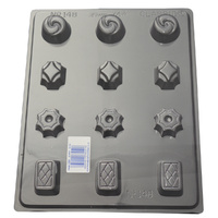 Home Style Chocolates Deep Temptations Chocolate Mould