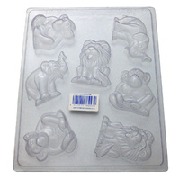 Home Style Chocolates Wild Animals Chocolate Mould