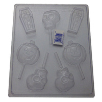 Home Style Chocolates Halloween 2 Chocolate Mould