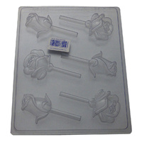 Home Style Chocolates Sweet Heart Roses Chocolate Mould