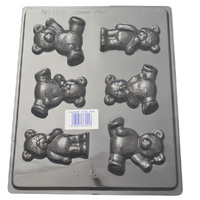 Home Style Chocolates Teddy Bears Chocolate Mould