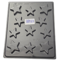 Home Style Chocolates Stars Chocolate Mould