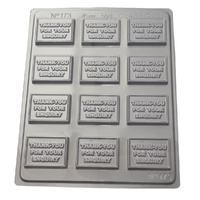 Home Style Chocolates Thank You For Your Enquiry Chocolate Mould
