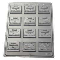 Home Style Chocolates Appreciate Business Chocolate Mould