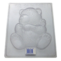 Home Style Chocolates Teddy Large Chocolate Mould