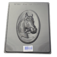Home Style Chocolates Horse Plaque Chocolate Mould