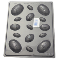 Home Style Chocolates Rugby Balls Chocolate Mould