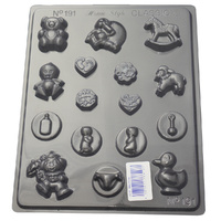 Home Style Chocolates Baby Shower Chocolate Mould