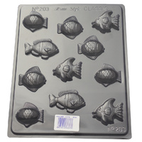 Home Style Chocolates Fish Small Chocolate Mould