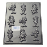 Home Style Chocolates Leprechauns Chocolate Mould