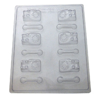 Home Style Chocolates Telephone Chocolate Mould