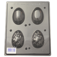 Home Style Chocolates Easter Egg Medium Chocolate Mould