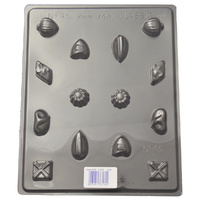 Home Style Chocolates Classic Variety Chocolate Mould