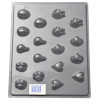 Home Style Chocolates Deep Variety Chocolate Mould