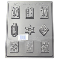 Home Style Chocolates Jewish Chocolate Mould