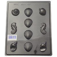 Home Style Chocolates Sea Shells Chocolate Mould
