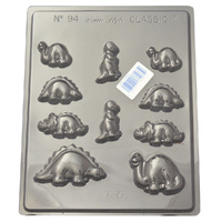 Home Style Chocolates Dinosaur Chocolate Mould
