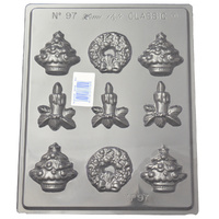 Home Style Chocolates Christmas Variety Chocolate Mould