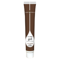 Cake Craft Gel Colour Java Brown - 30g