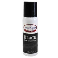 FOOD COLOUR SPRAY - BLACK 2.75OZ