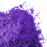 Barco Red Label Powder Food Colour Paint Or Dust 10ml - Barney Purple