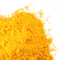 Barco Red Label Powder Food Colour Paint Or Dust 10ml - Yellow