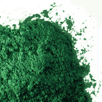 Barco Red Label Powder Food Colour Paint Or Dust 10ml - Christmas Green