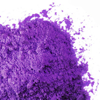 Barco Red Label Powder Food Colour Paint Or Dust 10ml - Pale Violet