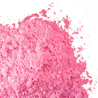 Barco Red Label - Powder Food Colour- Paint Or Dust - 10ml - Pale Pink
