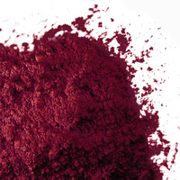 Barco Red Label Powder Food Colour Paint Or Dust 10ml - Plum