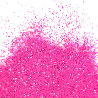 Barco Flitter Glitter - Non Toxic -10ml - Neon Pink