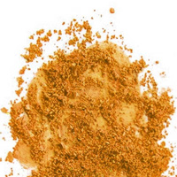 Barco Metallic Powder For Paint Or Dust 10ml - Amber Gold