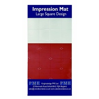 PME LARGE SQUARE IMPRESSION MAT