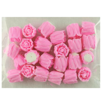 PINK ROSES 10MM PACK OF 24