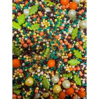 Autumn Leaves Mix Sprinkles 10 grams