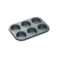 Masterclass Muffin Pan - 6 Cup
