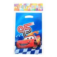 Cars Loot Bags 10pcs