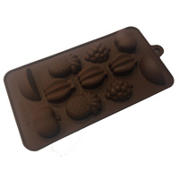 Fruit Silicone Chocolate Mould
