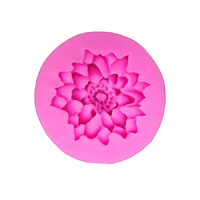 Flower Silicone Fondant Mould