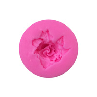 Rose Flower Silicone Fondant Mould