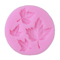Maple Leaf Silicone Mould