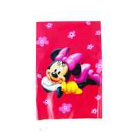 Minnie Mouse Plastic Table Cloth