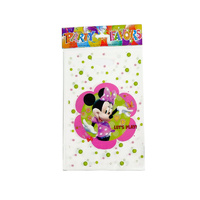Minnie Mouse White Loot Bags 10pcs