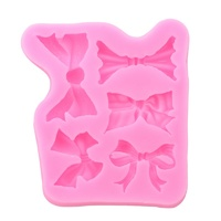 7cm Bow Silicone Mould