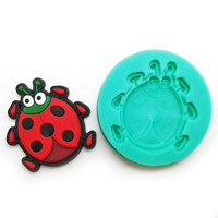 Lady Bug Silicone Mould