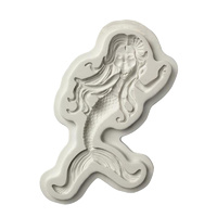 Mermaid Silicone Mould