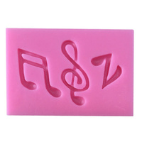 Music Note Mould