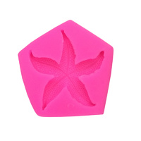 Star Fish Silicone Fondant Mould