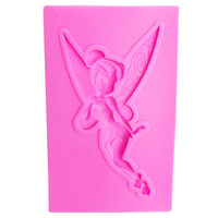 Tinkerbell Silicone Fondant Mould